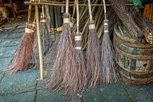 RCH Cleaning Types of Brooms